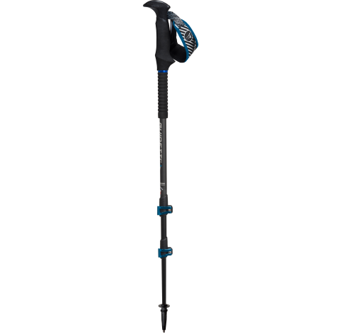 GUIDETTI Bâton B-LIGHT v2 ALU/CARBONE