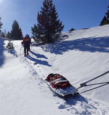 Accompagnement en montagne