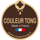 Couleur Tong : cuir et couleurs Made in France